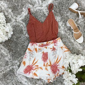 NWT Day Dreamer Floral Shorts